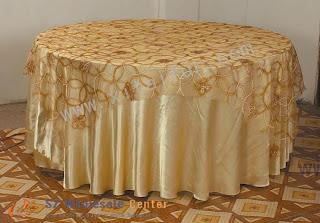 Multinotas manteles para mesas redondas - Manteles de mesa de comedor ...
