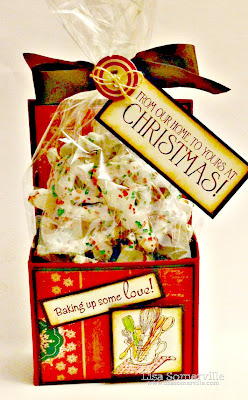 Stamps - Our Daily Bread Designs Christmas Door/Baking Tag Set