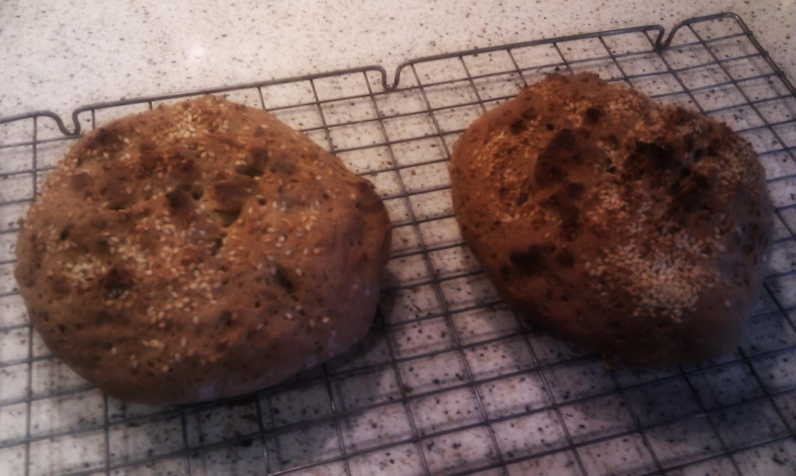 Sligo Sweet Spot: Gluten-free Crusty Boule