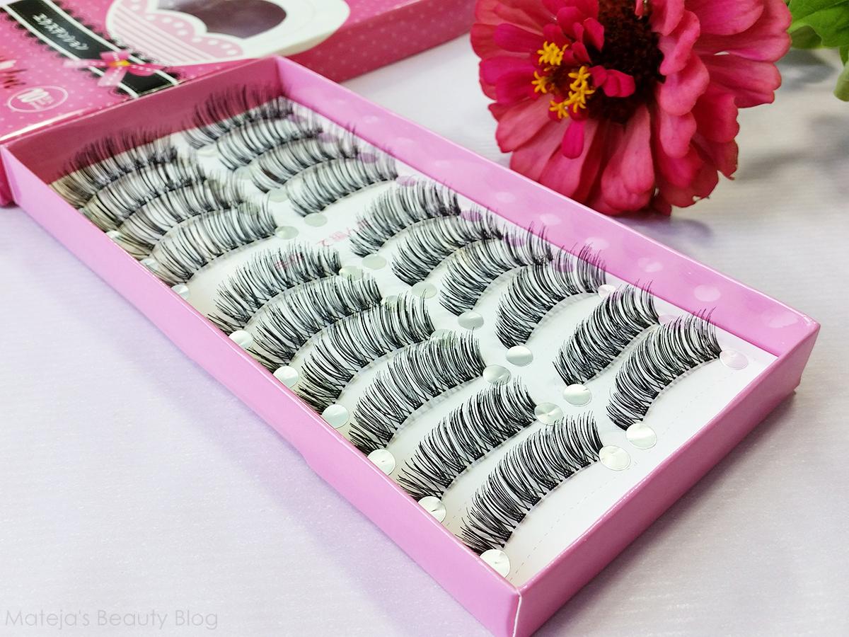 Good Beauty Blog Pa Dolly Love Hs 37 False Eyelashes Born Pretty