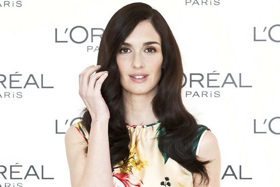 L'Oréal Paris Elvive Hidra-Colágeno con Paz Vega