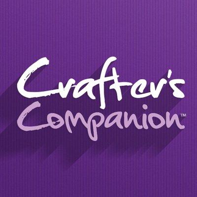 Projektowałam dla Crafters Companion UK