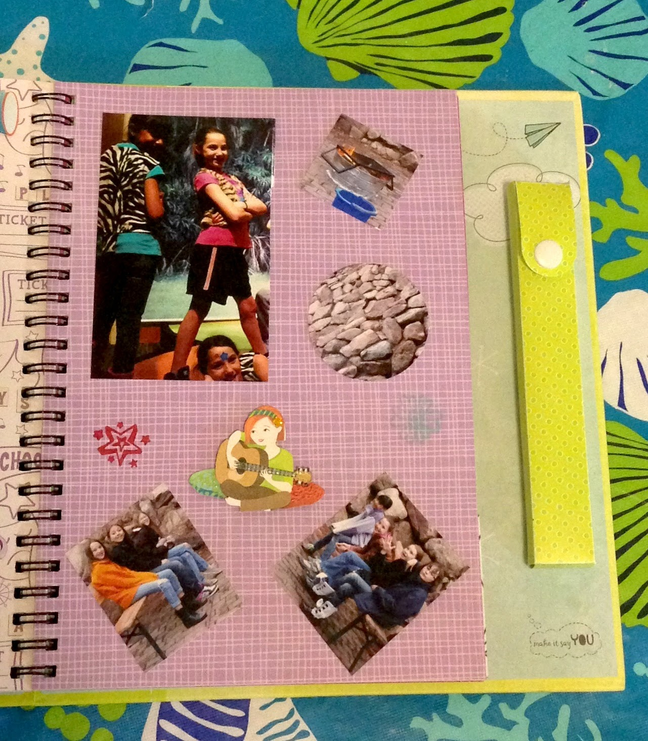 Scrapbook ideas list - Faith May Now Have A New Hobby And Definitely Has A List Of Birthday Ideas She Has Made A Ton Of Pages Since That Night And Has Been Uploading Pictures