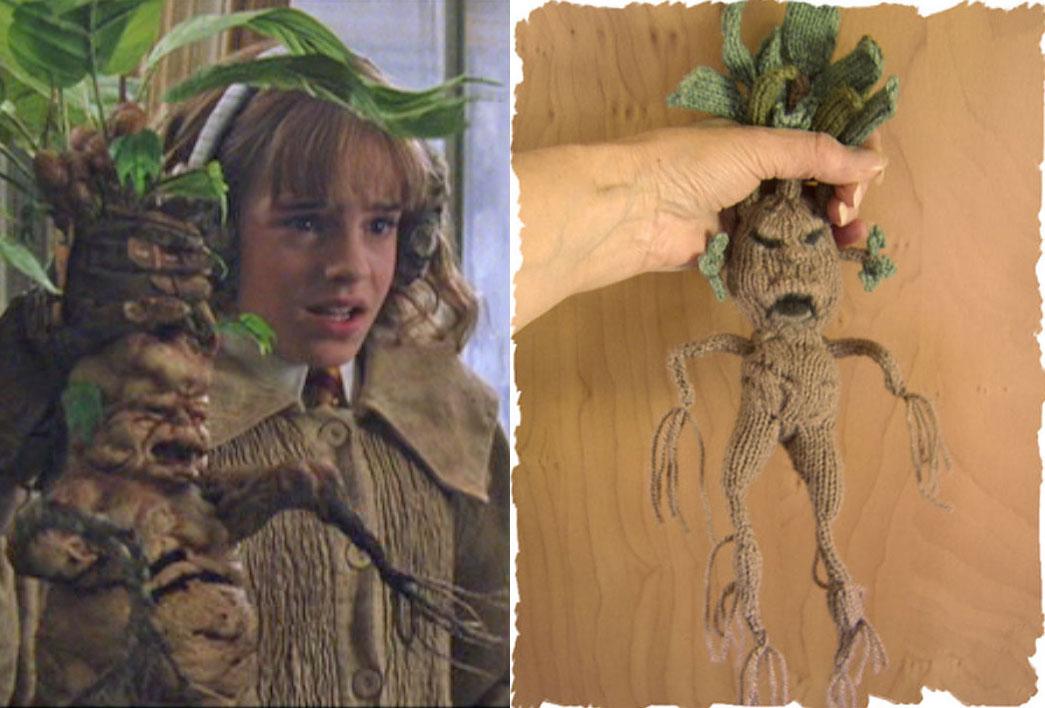 Harry Potter Mandrake Ecosia