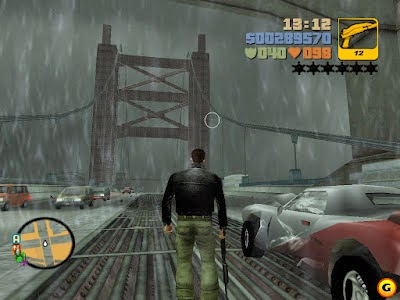Grand Theft Auto 3 (GTA 3) Full