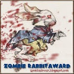 2011 Zombie Rabbit Award