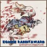 2011 Zombie Rabbit Award