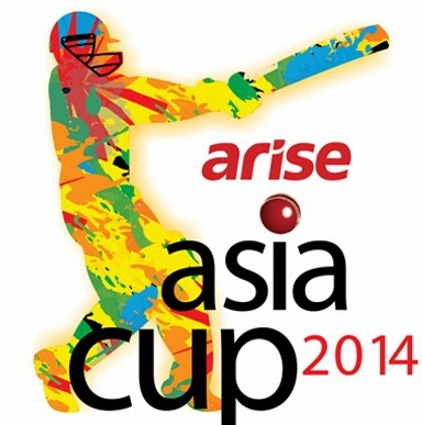 Asia cup Cricket Tournament 2014 Live Telecast on DD-1 and schedule
