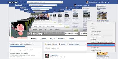 Tips Mengetahui Orang Yang Suka Mengintip Facebook Kita