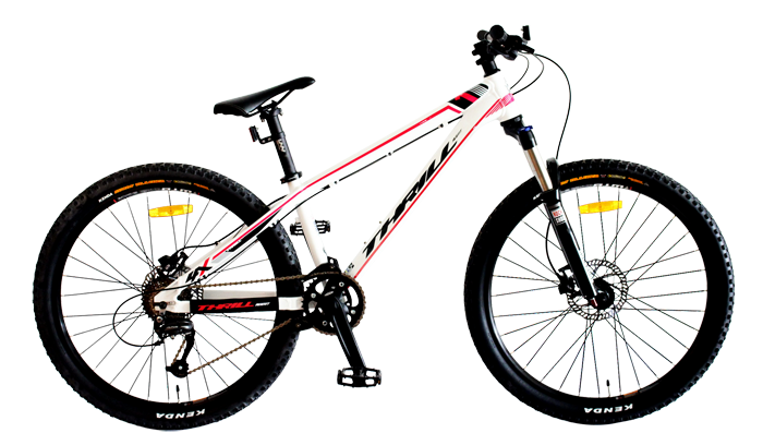 Wimcycle Thrill Agent Series Sepeda Gunung Mtb Mountain Bike Waroengpit