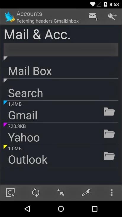 Bird Mail PRO Email App v2245.54c