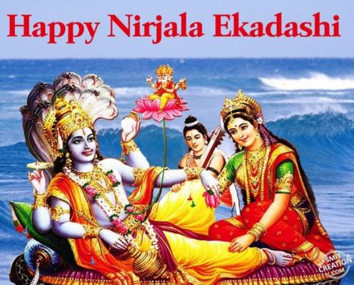 Nirjala Ekadashi Vrat or Katha