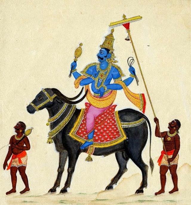 Lord Yamraj