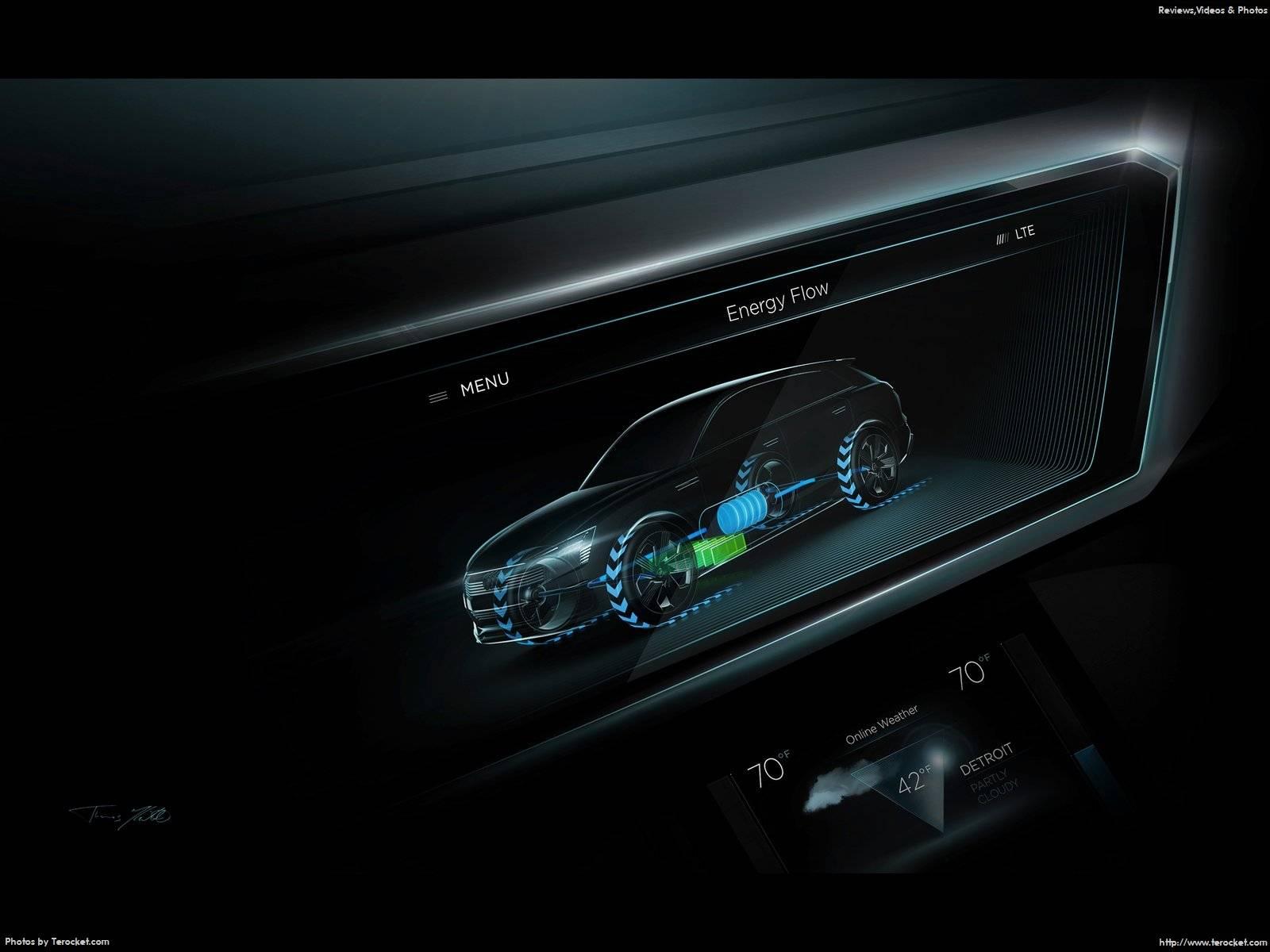 Hình ảnh xe ô tô Audi h-tron quattro Concept 2016 & nội ngoại thất