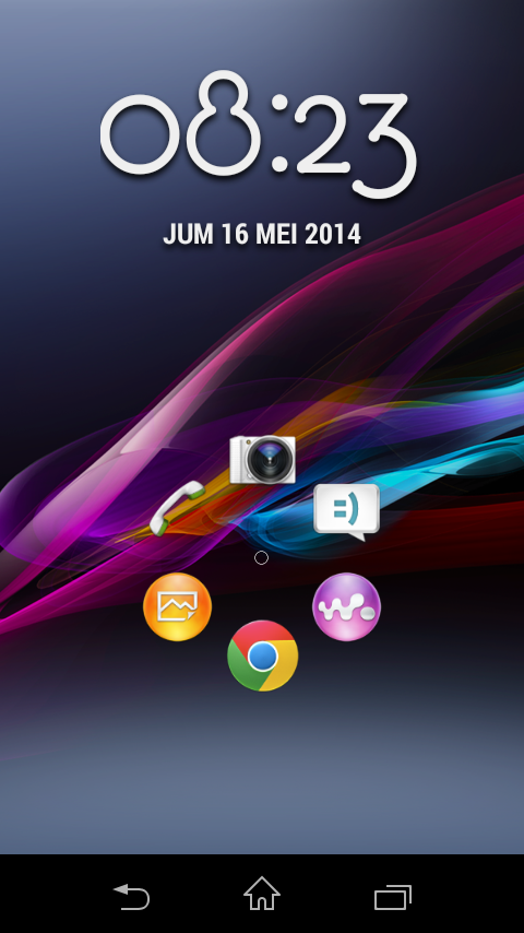 Tema Android Terbaik: Smart Launcher 2 Ringan, Simple, Dan Efisien