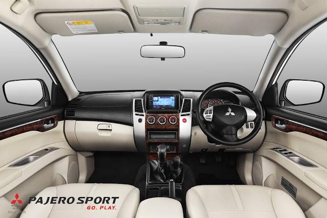 Spesifikasi Dan Harga Mobil Mitsubishi Pajero Sport