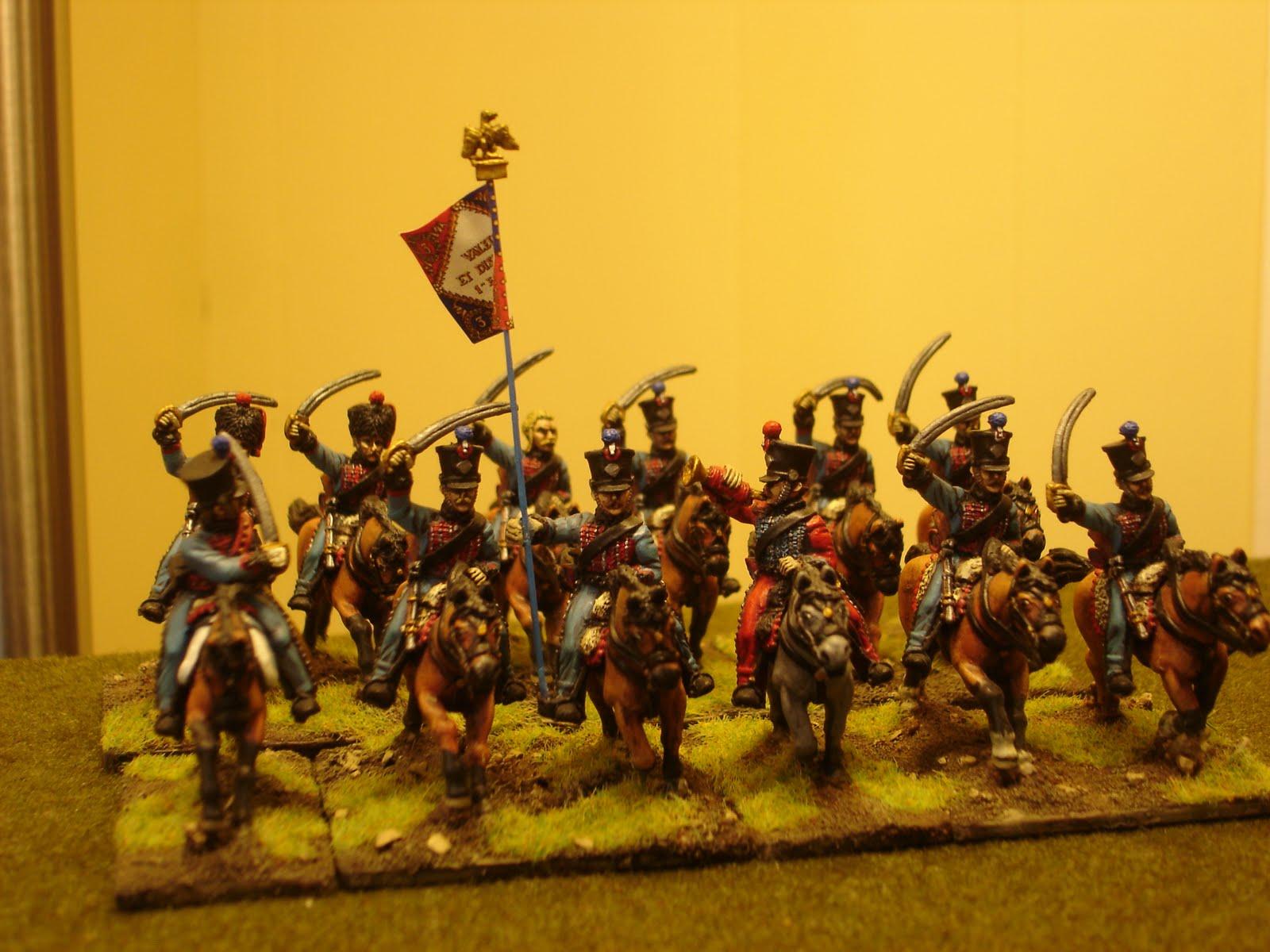 Napoleonic 28mm Wargames 28mm Painted Napoleonic French