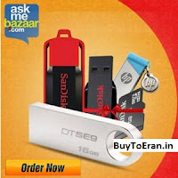 Askmebazaar : Buy Pen Drives & Memory Cards 30% Off  :Buytoearn