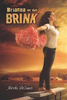 book cover of Brianna on the Brink by Nicole McInnes