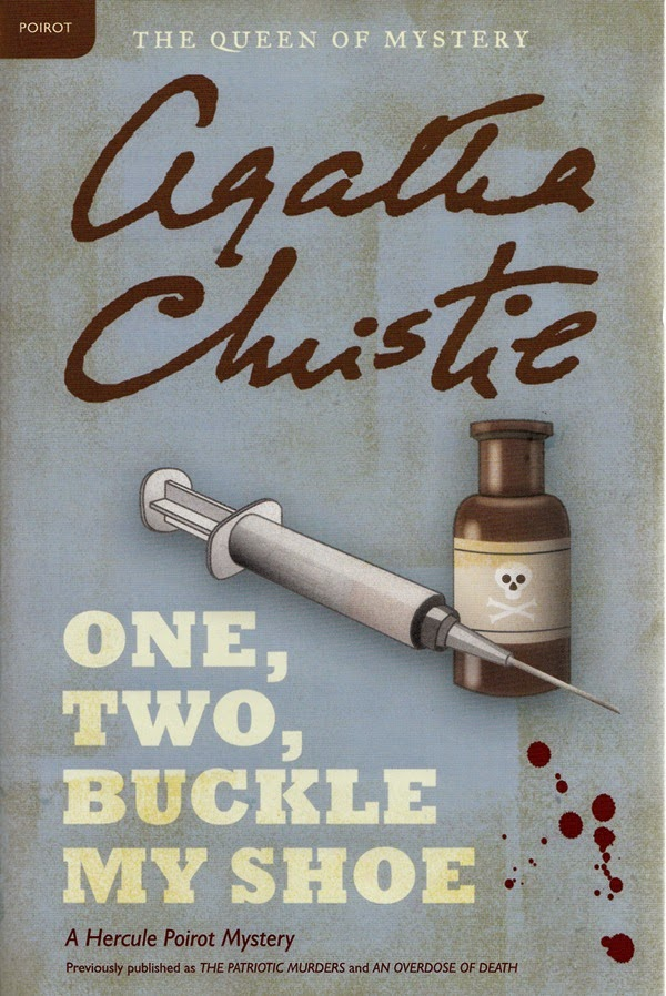 One, Two, Buckle My Shoe by Agatha Chrisite