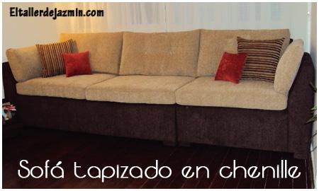 Informe las telas en la decoraci n - Telas chenille para tapizar ...