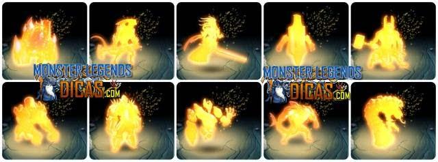 Novo Elemento de Monstros em breve!