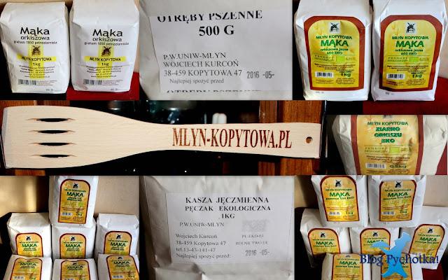 Młyn Kopytowa - Nowa dostawa mąk