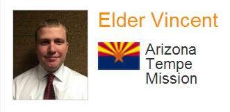 Elder Andrew Vincent