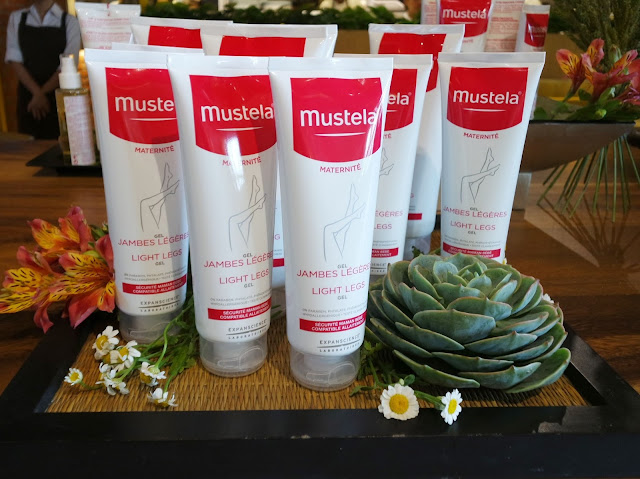 A photo of Mustela Maternite product launch