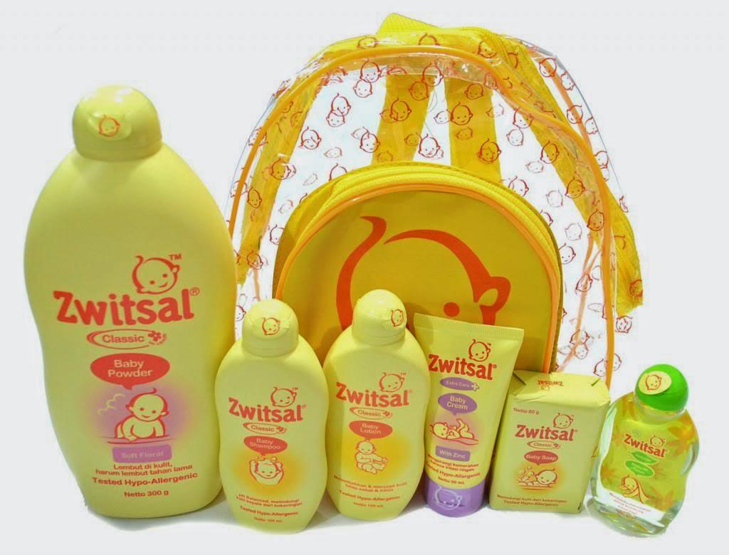Gunakan produk bayi yang bagus agar terhindar dari biang keringat