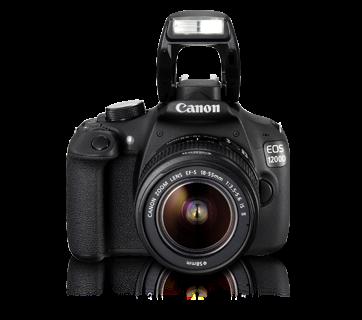 Harga dan Spesifikasi Kamera Canon EOS 1200D Kit