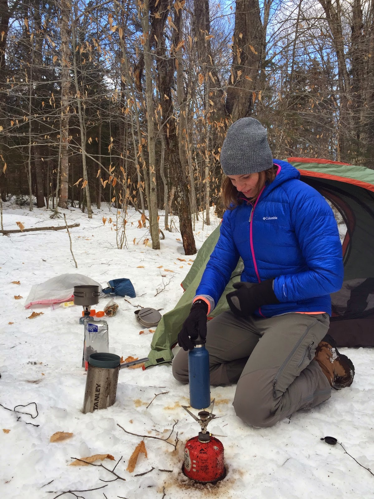 Overnight Winter Backpacking Trip Prep Tips And Gear List