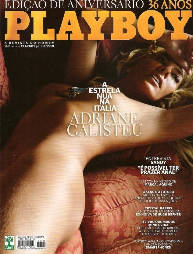 Download Playboy Adriane Galisteu Agosto 2011