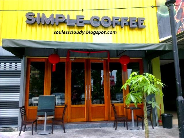 Simple Coffee Kampar