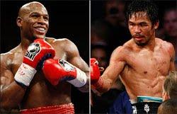 Floyd vs. Pacquiao