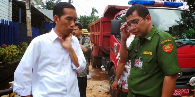 Presiden Jokowi Batal Kunjungi PLTU Batang