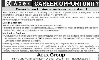 Engineering Jobs bd