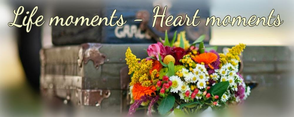 """Life Moments ༺♥༻ Heart Moments"""