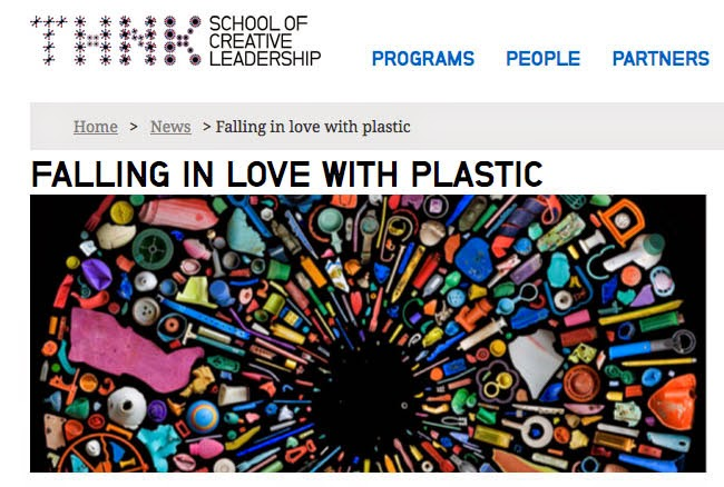 http://www.thnk.org/2014/06/falling-love-plastic/