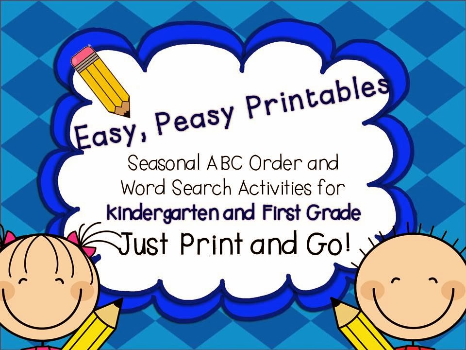http://www.teacherspayteachers.com/Product/Easy-Peasy-Printables-Seasonal-ABC-Order-and-Word-Search-Activities-200770