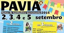 PAVIA (MORA): FESTAS DO SANTÍSSIMO SACRAMENTO