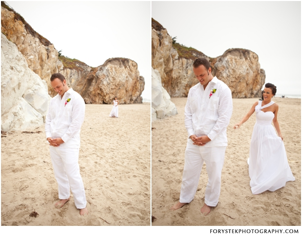 A Pismo Beach California Wedding By Forystek Photography