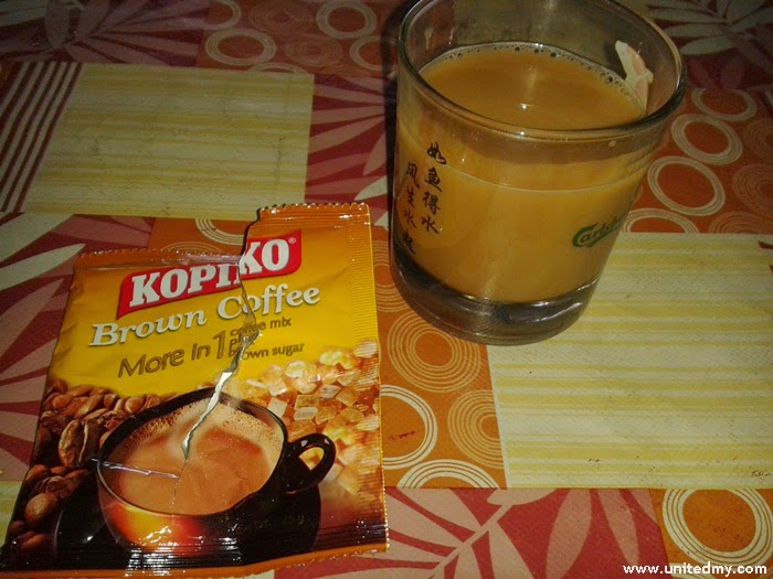 Kopiko Brown Coffee 3 in 1
