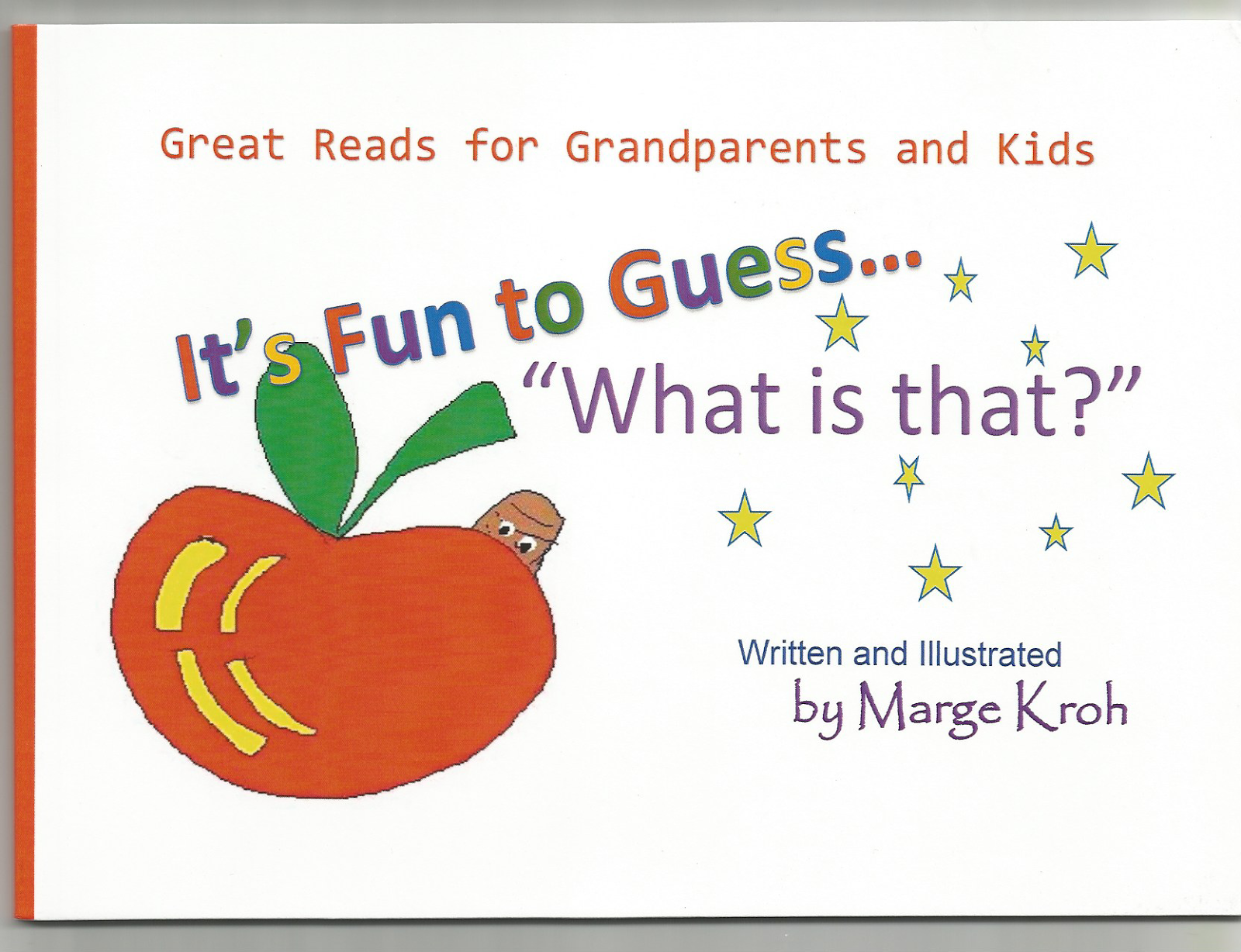 """It's Fun to Guess..."" Books"