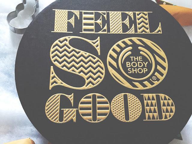 The Body Shop Feel Good Box