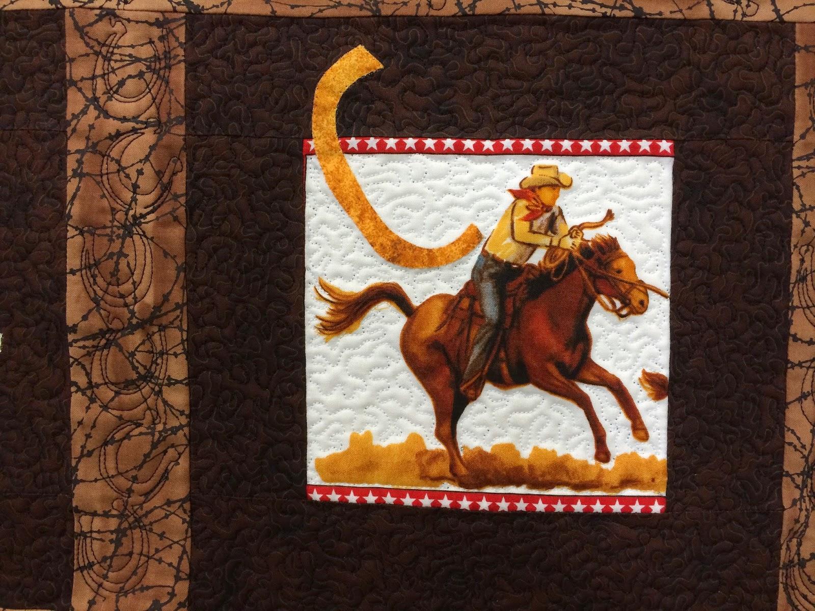 Brenda Goggans Texas Alphabet Quilt