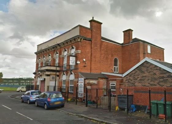 Former Shrewsbury Hotel Clifton Street C Google 2017 View Larger Map
