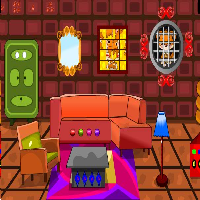 Yippee Decorated Room Escape Walkthrough