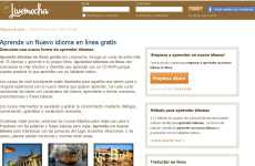 Cursos de inglés, francés, italiano, chino y otro idiomas online: Livemocha