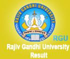 Rajiv Gandhi University Result
